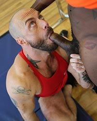 Jessie Colter and Fame Mandingo Squirt