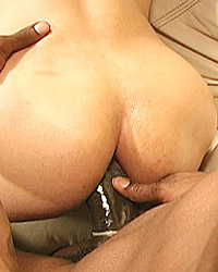 Giovanni Interracial Internal Creampie