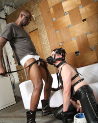 Black Fucking Hole Hunter and Slut Bottom Chris