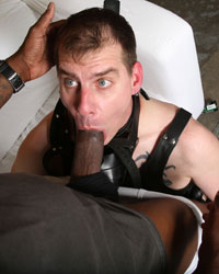 Hole Hunter and Slut Bottom Chris Best Black Cock