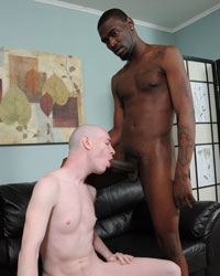 Jesse Idol and Steel Interracial Creampie Surprise