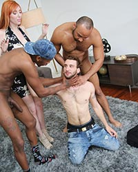 Jesse Prather, Deepdicc and Ray Diesel Blacks On Blondes Free Movie