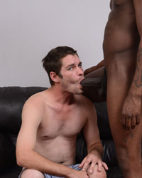 Keith Cook and Steel Nasty Black Cock