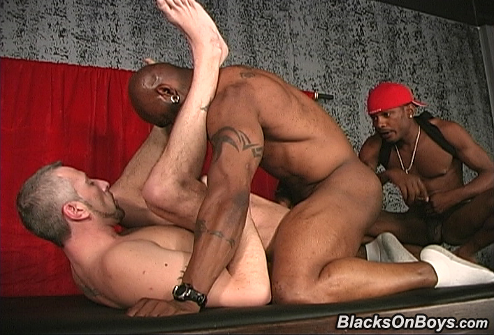 White boi keeping his sissy ass ready for black monsters 10