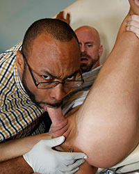 Mitch Vaughn & Ray Diesel Nina Hartley Blacks On Blondes