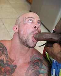 Sean Duran, Deepdicc and Ray Diesel Black Dick Shemales