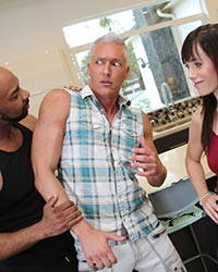 Silver Steele & Ray Diesel Free Cuckold Chat
