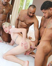 Skylar Starr Interracial Video